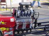 dragster motor