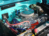 Apache pickup engine