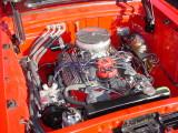 1963 Falcon motor