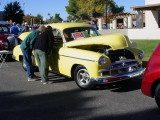 1950 Chevy Del Coupe