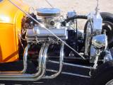 gold T bucket V-8