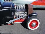 Ratrod V-8 motor