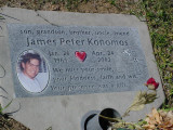 visiting James Peter