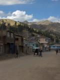 Aldea cerca de Cusco