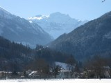 Jungfrau desde Interlaken