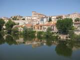 Zamora y el Rio Duero
