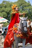 Lanai Princess, Pau rider representing the island of Lanai