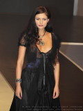 Bucharest Fashion Week 2008Ersa Ateliermodel Andreea Negoescu