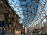 Strasbourg railway station.