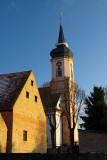 Duppigheim, l'église St Arbogast.