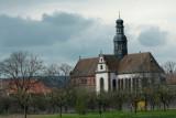 church of St. Cyriaque,  Altorf.