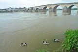 La Loire à Gien.