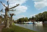 le canal à Briare