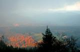 lever du soleil au Donon.