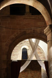Rosheim, église romane.