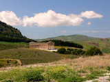 Segesta - Doric temple