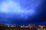 Thunder Storm Over The Multiplex Site