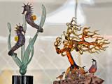 Glass Fantasies of Artist Beau Tsai