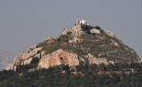 Lycavitos Hill for 360 deg.-View of Athens