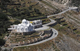 View of Extensive Religious Monastery
