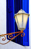 TINOS - One of Most Religious Islands - View of Wall Lamp