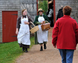 Helpers at Green Gables