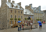 A Reproduction of Old Quebec
