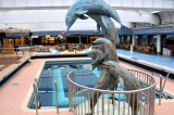 Main Pool Aboard Ship