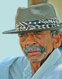 Faces of Puerto Rico — elderly man!