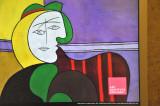 Picasso -- Chicago Art Institute -- Wonderful!