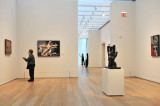 Ample space in Chicago's Art Institute!