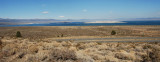 View of Mono Lake from the east side of Hwy. 395.