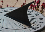 Sun Dial at About 12:15 PM!