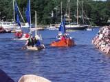 paddling competion FUN !