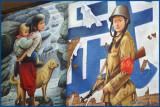 WAR and PAX in XIAN MARKET.