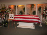 January 2010 - Dad's Funeral