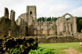 Fountains Abbey - North Yorkshire owned by The National Trust