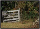 Old Florida Farm Gate