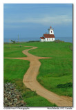 The road to the lighthouse ...