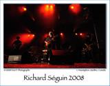 Fin de la tournée 2008 (Richard Séguin)