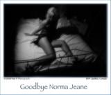 Goodbye Norma Jeane ...