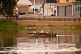 Lazy Days on the Mill Pond  ~  July 8
