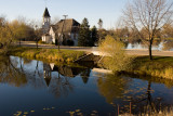 Mill Pond Church Reflections  ~  October 29