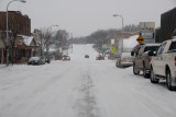 New London Main Street Winter  ~  January 12