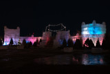Spicer WinterFest Ice Castle (2009)  ~  February 6