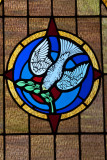 Church Window  ~  March 16