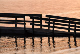 Dock Silhouette  ~  May 3