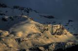 Blick zur Leglerhütte (in den Freibergen Kärpf)