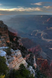 Grand Canyon at sunset 2