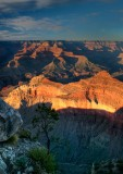 Grand Canyon at sunset 1